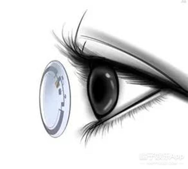 继谷歌眼镜后,又一款智能隐形眼镜刷新世界观
