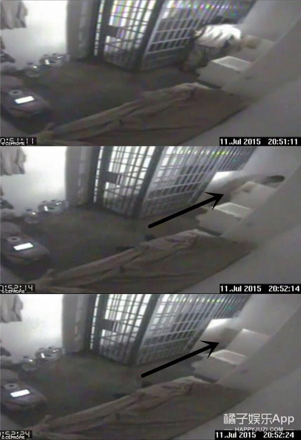连载3 | 头号毒枭古斯曼越狱监控曝光!这一切都是腐败搞得鬼