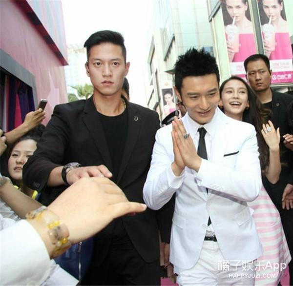 赵丽颖的表弟李易峰的表妹  明星的身边人也能火成这样
