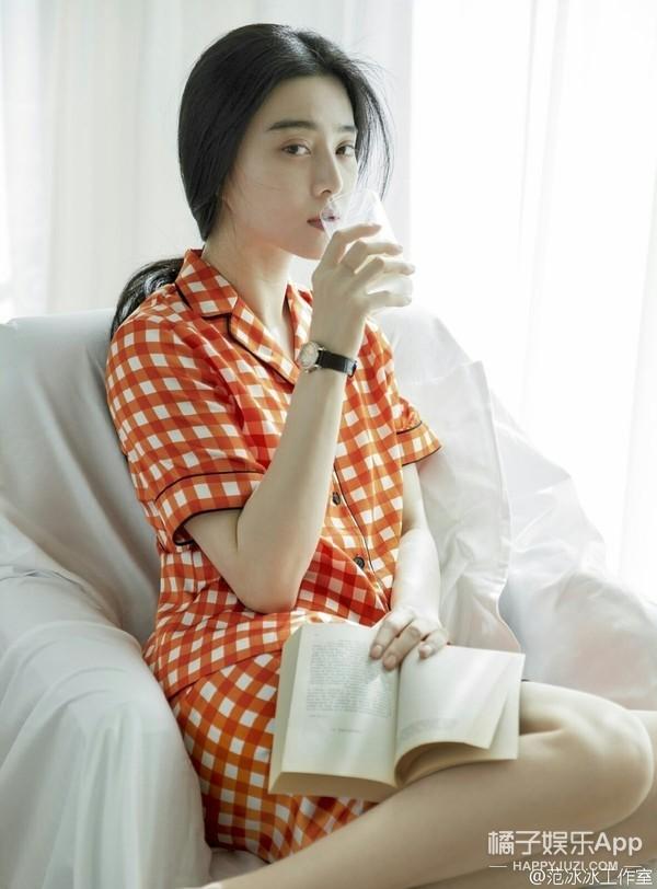范冰冰登《cosmo》22周年封面 有陈漫的镜头就有她不一样的风情