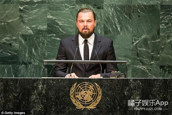 小李子为地球捐出9000万 你们笑他发福却不知他为环保做了这么多