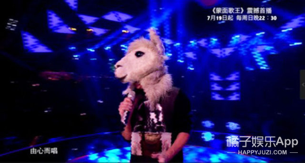 真正的蒙面歌王:我不露脸,是想让你用心听我唱!