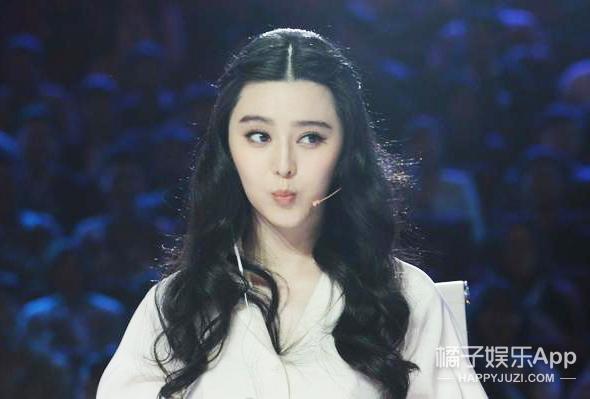同样都是假发,范范你完全可以像范爷一样美得不像话!