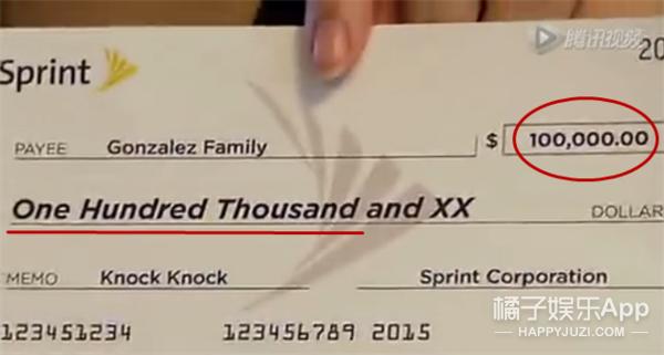 贝克汉姆上门送10万美金和7部爱疯!这种美事儿都能有?