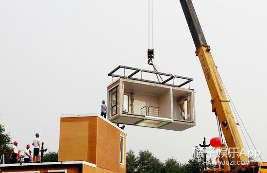 你没看错!3小时建成的别墅 抗9级地震 每平米只要3000块