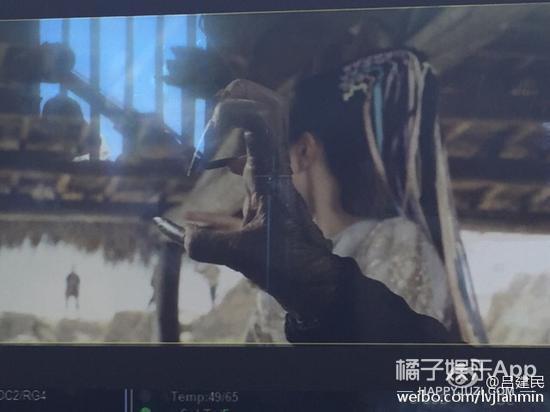 天呐!唐嫣先把你的齐刘海剪掉,再演紫霞仙子好吗