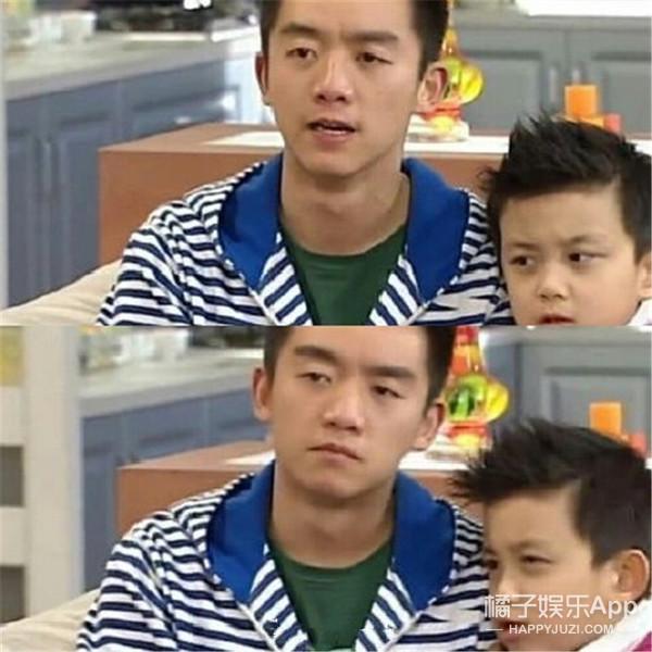 郑恺、吴磊6年前是一家?男神们从小帅到大!