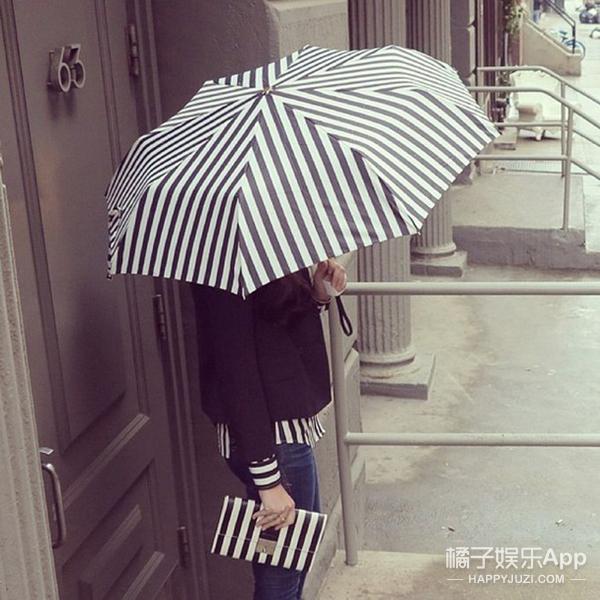 """雨天要做真""""潮""""人 下雨天就得这么搭"""