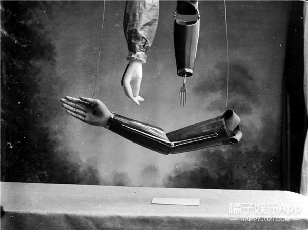 WOW | 这些1900年的假肢,让你所有的赞美变得苍白无力