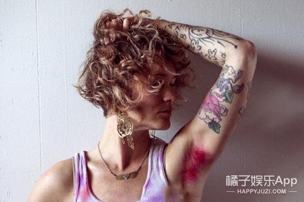 今夏送你巨吸(liang)睛(xia)的彩色腋毛!