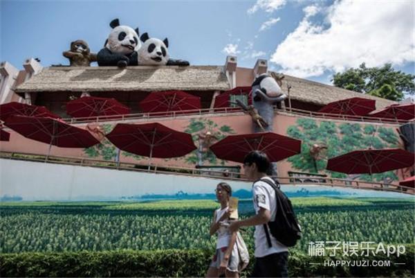 世界最老大熊猫佳佳过生日 今年它都111岁高寿了!
