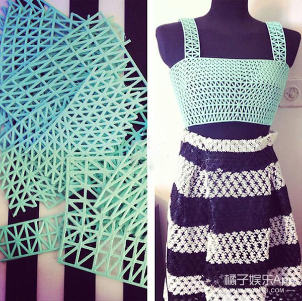 轻装出行、度假装靠3D打印?还能好好做衣服吗!