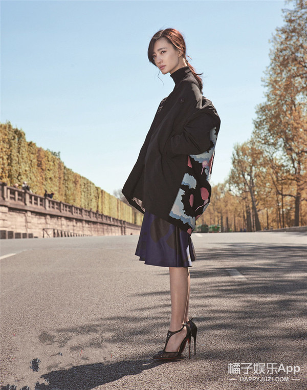 看脸 | 王丽坤:优雅的女人最好命