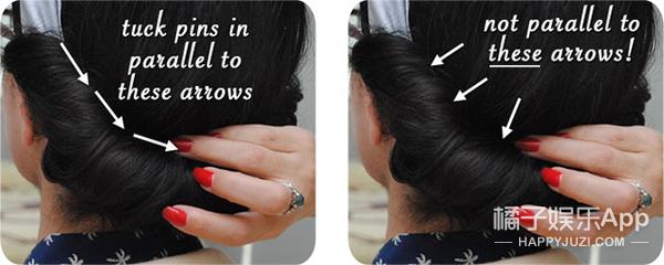 梦想中的复古发型 真的只要几步就能轻松get喔!