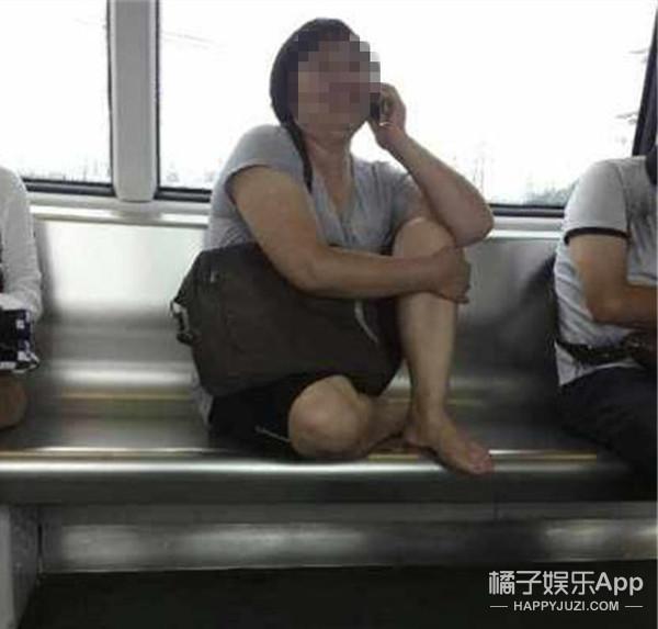 以下几种人你们行行好,出门请远离地铁和公交...