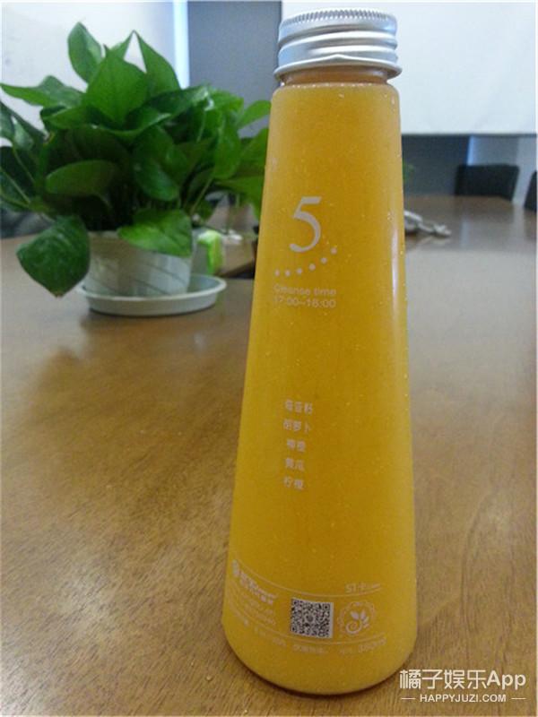 橘子君活体实验:断食三天喝代餐饮到底有没有卵用?