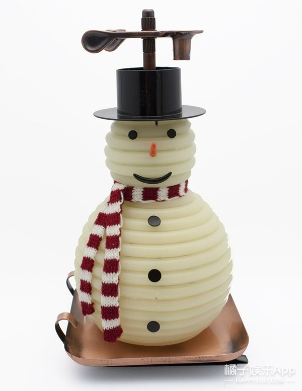 Candle by the Hour 100-Hour Snowman Candle ($41.22)