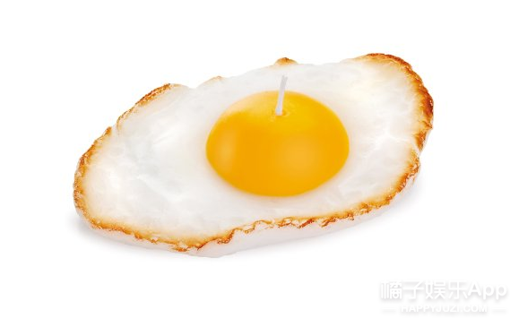 Fried Egg Candle ($11.99)