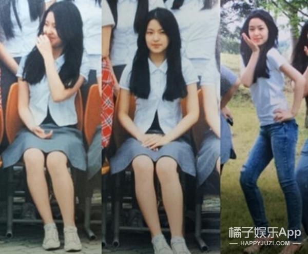 天啦撸!Red Velvet小队真的是从小美到大啊!
