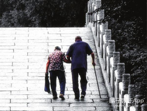 遇见20年后的父母 | 时光你走慢一点,让父母多年轻一天