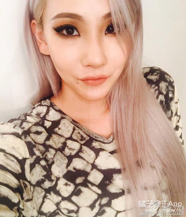 换妆如换脸 CL硬是从实力派变成实力派+女神