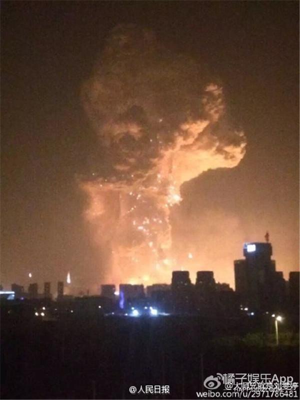 重磅关注|天津爆炸,灾难已经发生,救援还在继续!
