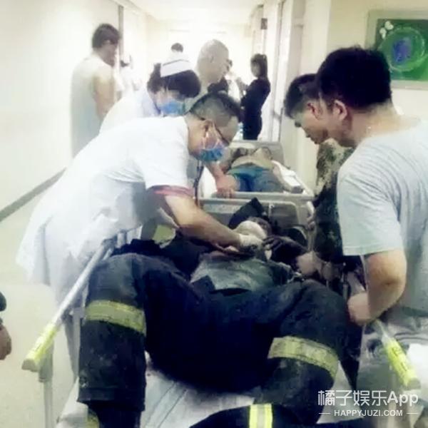 为你点赞!全程记录天津爆炸事件中令人动容的瞬间!