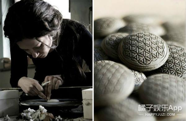 为何说这些陶艺制品有魔性?关了灯你就知道了