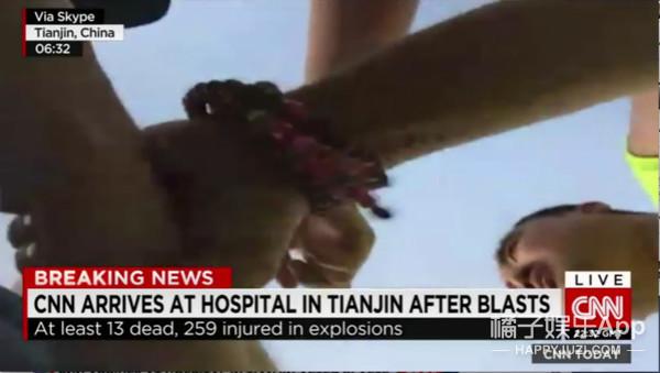 CNN现场报道爆炸案被阻止?真相背后是对灾难报道的反思