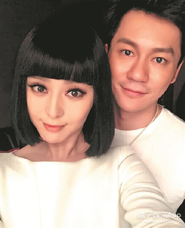 范爷&李晨——恩爱秀得高级,就是把甜蜜定格在大片里!
