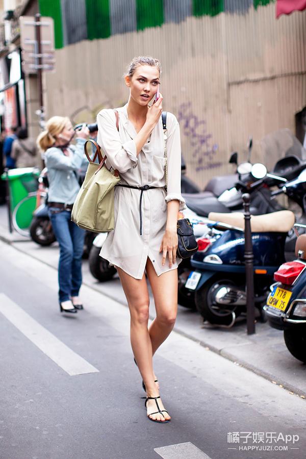 衬衫裙的正确打开方式 清爽扮靓就选它!