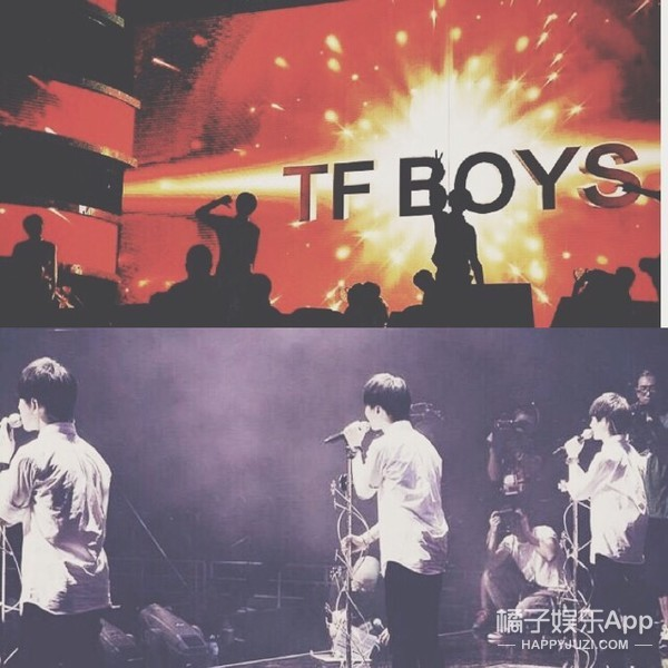 TFboys两周年见面会 我们的青春,都曾奋力爱过这样的好少年!