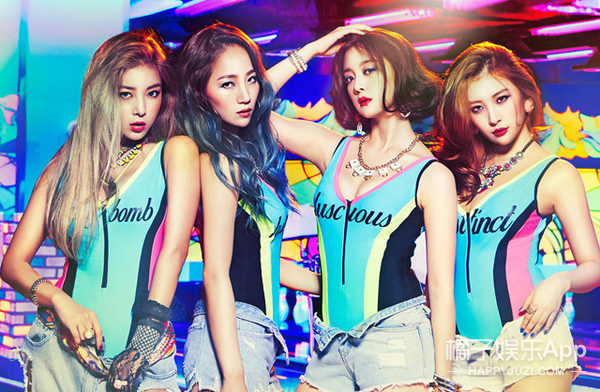 Wonder Girls回归了,这位直接变成了汤唯