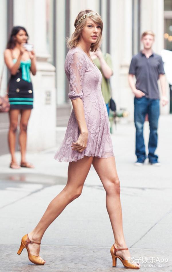 欧美街拍 | 打开霉霉的衣橱 显瘦显腿长的单品你都买得起!