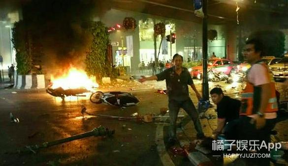 """大陆游客和明星最爱拜的泰国""""四面佛""""发生爆炸!伤者多为中国人!"""