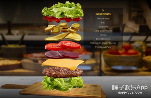 """澳洲麦当劳推出""""生菜汉堡"""",打开包装整个人都不好了"""