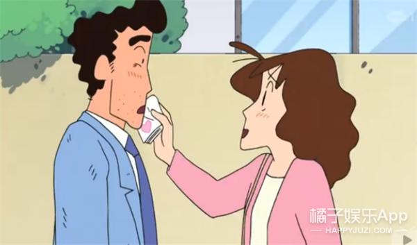 老爸老妈罗曼史 | 原来大雄小丸子蜡笔小新的老爸老妈是这样相爱的!