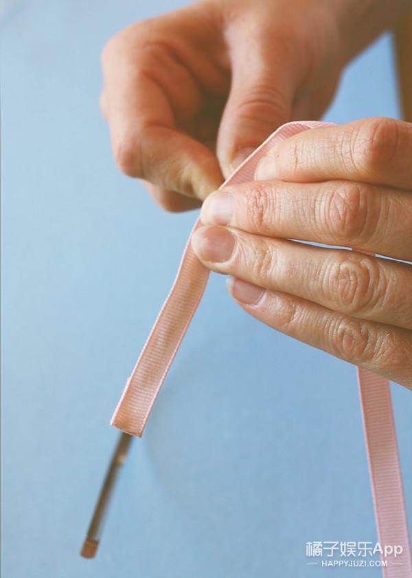 DIY|做个玫瑰森系发箍