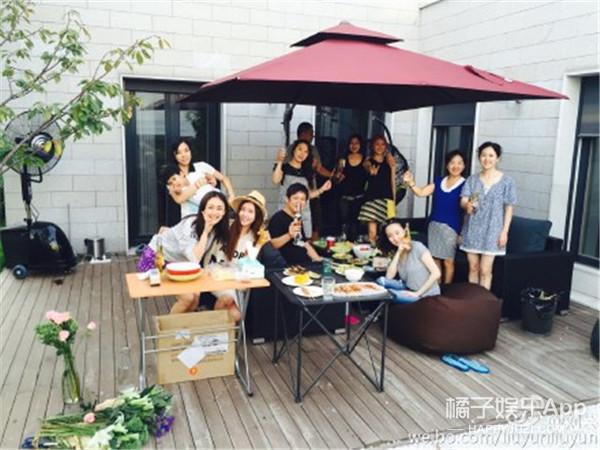 辣妈刘芸与Jagger的幸福生活 快乐=家人+周末+吃吃吃