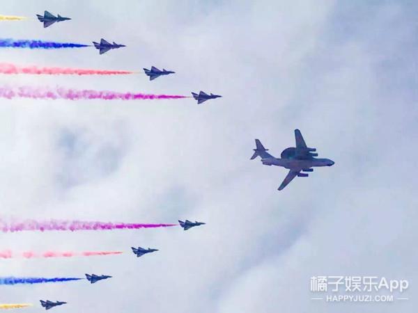 阅兵演练来了|今早叫醒你的飞机阵队,在阅兵日都会有哪些亮点?
