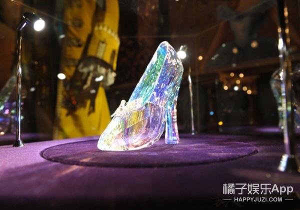 童话成真!这是世界上唯一可以穿的灰姑娘水晶鞋!