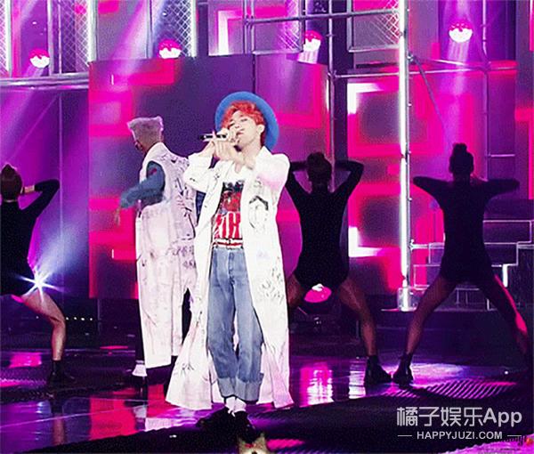 GD权志龙:蓝帽子白大褂 衣服来头可不小呢!