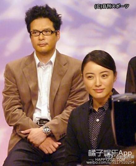 崛北真希也跟大叔闪婚了!日本女明星都快被大叔们清场了!