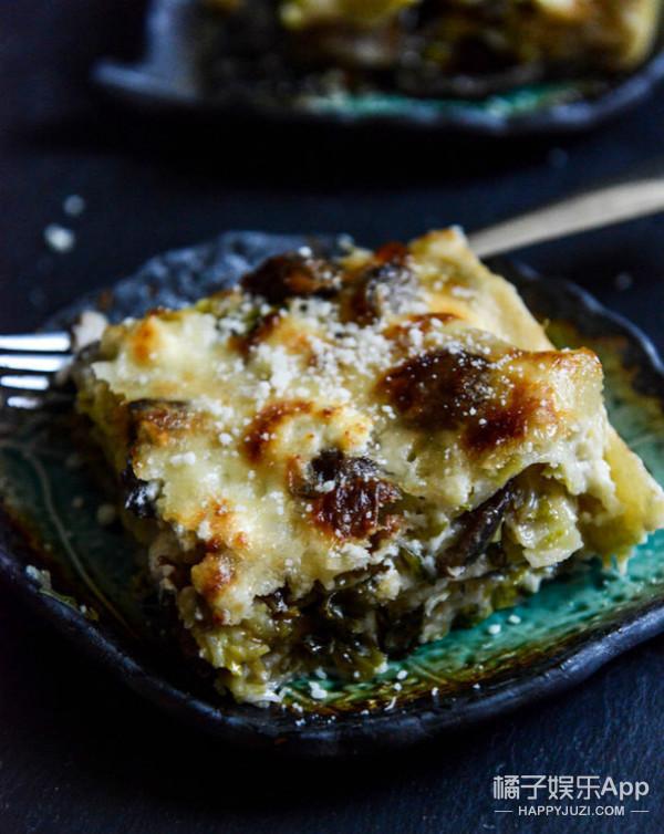 深夜美食|意大利人说这15个焗面他们能吃一周,你觉得呢?