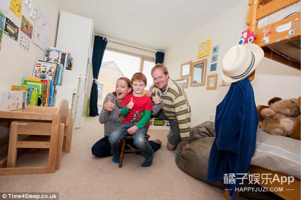 是在下输了…英国评选最脏乱差卧室,五岁男童获冠军!
