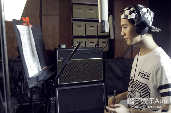 鹿晗新专9.14上线  听说请的是麦当娜和布兰妮的制作人......