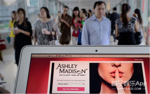 """全球最大婚外情网站泄密资料被绘成""""出轨地图"""",中国亮了..."""