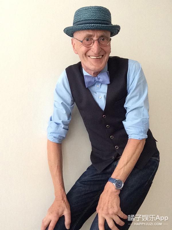 这是地表上最时髦的老头儿,他今年104岁啦?!