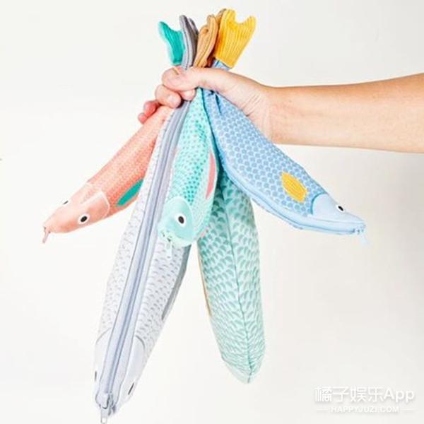 买买买 | 良心推!荐!特别萌的小鱼包 你必须要有!!