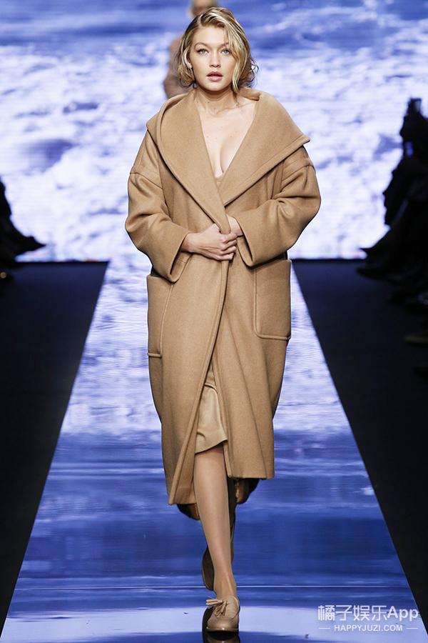 欧美街拍 | Gigi Hadid 教你微胖咋穿衣!